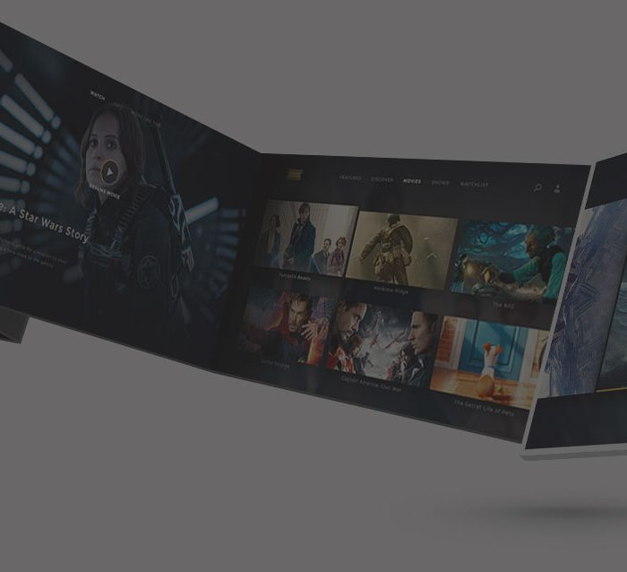Rebranding an SVOD app doesn't have to be so hard.