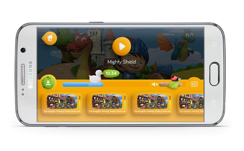 Treehouse Corus Part - 24: TreehouseGo Is The On-demand Streaming App For Treehouse, An Early  Childhood TV Channel Owned By Corus Entertainment.