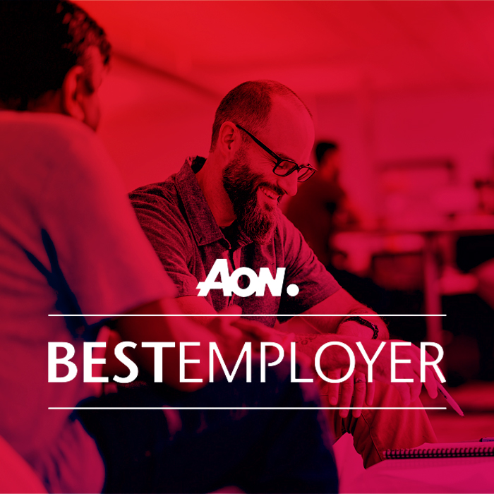 You.i TV Earns 'Platinum-Level Best' Ranking in Aon Best Employers Study
