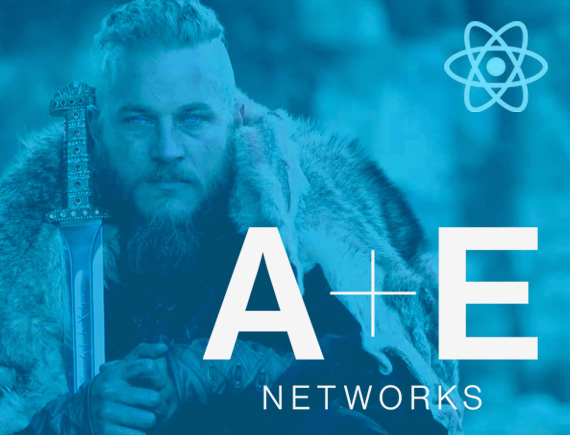 A+E Networks® Announced as First You.i TV React Native Customer