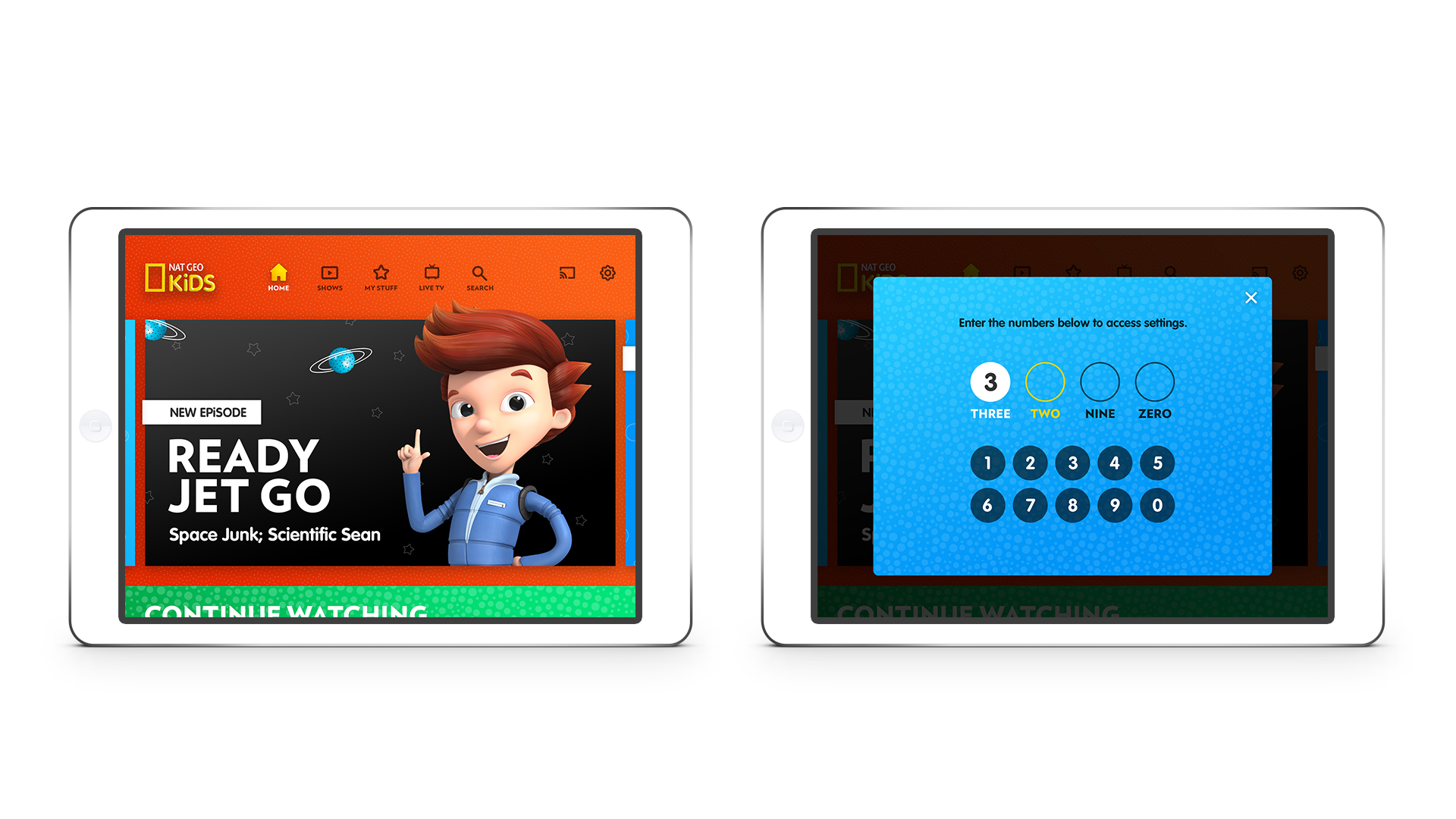 Designing a TV App for Kids _ NGK _ tablet
