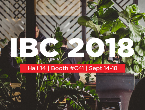 IBC 2018 - Book A Meeting