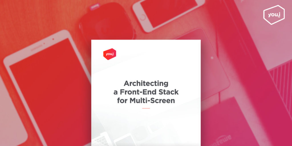 architecting a front-end stack, front-end frameworks