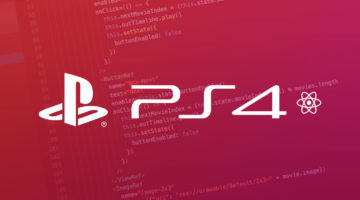 Build for PS4 using React Native and You.i Engine One