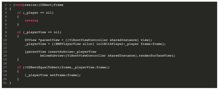 You.i Engine One_Platform_Native_Player_coordinates_SDK